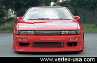Vertex Front Bumper  for 240SX Coupe/Silvia 89-93