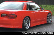 Vertex Side Skirts for 240SX Coupe/Silvia 89-93