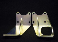 Xcessive Manufacturing E36 to JZ Motor Mount Brackets