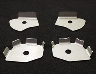 Xcessive Manufacturing E36 Rear Chassis Reinforcement Plates