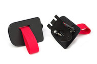 HARD Motorsport RS Style Door Latch Pull Strap Conversion for BMW E46 Coupe