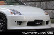 Vertx Front Bumper for Nissan 350Z Z33