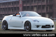 Vertex Full Kit for Nissan 350Z Z33 Roadster