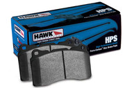 Hawk HPS Rear Brake Pads for E46 323/325/328