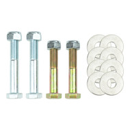 ISR Performance Eccentric Lockout Kit for Nissan 240SX S14, S15