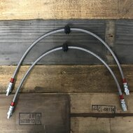 Condor Extended Stainless Steel Brake Lines - E36 Drift