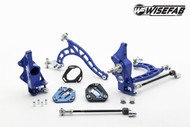 WiseFab Lockout Kit 2.0 for Nissan 240SX '89-'94