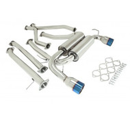 Manzo Catback Exhaust Ver.2 for Nissan 370Z '09-'12 Z34 3.7L VQ37VHR