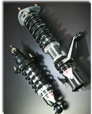 Silver's NeoMax Suspension System for Mazda RX7 FC