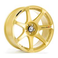 Cosmis Racing MR7 Gold Wheel 18x9 +25mm 5x100