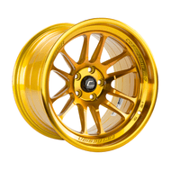 Cosmis Racing XT-206R Hyper Gold Wheel 18x9.5 +10mm 5x114.3
