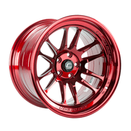 Cosmis Racing XT-206R Hyper Red Wheel 18x9.5 +10mm 5x114.3