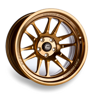 Cosmis Racing XT-206R Hyper Bronze Wheel 18x9.5 +10mm 5x120