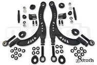 GkTech CNC Machined 4130 Chromoly Super Lock Lower Control Arms