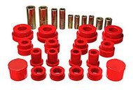 Energy Suspension Front Control Arm Bushing Set for Nissan 350Z / Infiniti G35