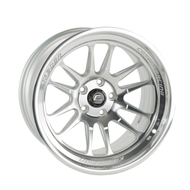 Cosmis Racing XT-206R Silver w/ Machined Face 20x10.5 +45mm 5x114.3