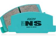 Project Mu Type-NS Rear Brake Pads - Nissan 350Z/370Z 03-10 G35/G37 03-07