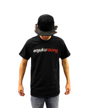 Enjuku Racing T-Shirt - Black