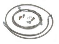 ER Spec Hydraulic E-Brake Install Kit - for ISR Performance Master Cylinders