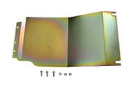 Xcessive Front Steel Skidplate - Nissan 240SX 89-98 S13/S14