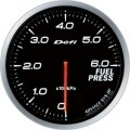 Defi Advance BF Series 60mm Link-Meter Gauge - Fuel Pressure