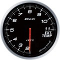 Defi Advance BF Series 60mm Link-Meter Gauge - Exhaust Gas Temperature