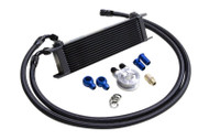 AAM Competition S-Line Oil Cooler Kit - Nissan 370Z 09+