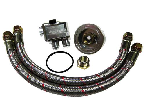 Oil Filter Relocation Kit | SR20DET | Enjuku Racing