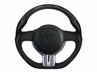 Cusco Carbon Fiber 350mm Steering Wheel - Scion FR-S / Subaru BRZ