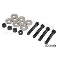 GKtech Eccentric Lockout Kit - Nissan 240SX S13/S14/S15