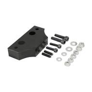 GKtech Billet Aluminum Solid Gearbox Mount - Nissan 240SX S13/S14/S15