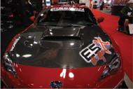 Seibon FA-Style Carbon Fiber Hood - Scion FR-S / Subaru BRZ