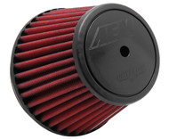 AEM Dryflow Air Filters Dryflow Air Filter; w/ Hole For Ait Sensor [Universal]