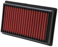 AEM AEM DryFlow Air Filter; NIS 1.8L 88-08, NIS/INFIN 3.0L 87-05, 3.5L 00-09