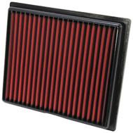 AEM AEM DryFlow Air Filter; NISSAN TITAN, PATHFINDER, FRONTIER, XTERRA, ARMADA 04-10