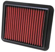 AEM AEM DryFlow Air Filter - CHEV EQNOX 05-09, MALIBU 08-10; BICK LUCRNE 06-10; CAD DTS 06-09