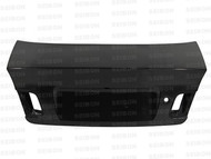 Seibon CSL Style CARBON FIBER TRUNK/HATCH CARBON FIBER TRUNK/HATCH BMW 3 SERIES 2DR (E46) 1999-2004