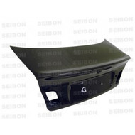 Seibon CSL Style CARBON FIBER TRUNK/HATCH CARBON FIBER TRUNK/HATCH BMW 3 SERIES 4DR (E46) 1999-2004
