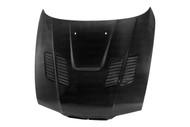 Seibon GTR Style CARBON FIBER HOOD CARBON FIBER HOOD BMW 5 SERIES (E39) 1997-2003