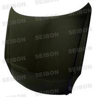 Seibon OEM Style CARBON FIBER HOOD INFINITI G37 2DR (V36)* 2008-2010