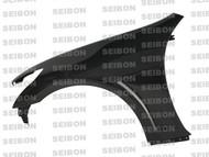 Seibon OEM Style FENDERS (pair) INFINITI G37 4DR 2008-2010