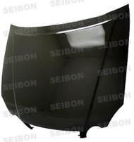 Seibon DV Style CARBON FIBER HOOD LEXUS GS SERIES 1998-2004