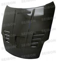 Seibon VT Style CARBON FIBER HOOD NISSAN 350Z / FAIRLADY Z (Z33)* 2007-2008