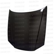 Seibon OEM Style CARBON FIBER HOOD NISSAN SKYLINE R34 GT-R (BNR34)* 1999-2001