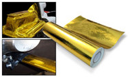 Aerospace Grade Gold Reflective Film