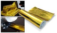 Aerospace Grade Gold Reflective Film