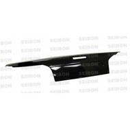 Seibon OEM Style CARBON FIBER TRUNK/HATCH NISSAN SKYLINE R34 1999-2001