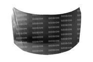 Seibon OEM Style CARBON FIBER HOOD SCION TC (AGT20L) 2011-2012
