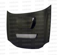 Seibon RC Style CARBON FIBER HOOD SUBARU IMPREZA / WRX / STI (GDA/GGA)* 2002-2003