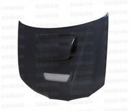 Seibon RC Style CARBON FIBER HOOD SUBARU IMPREZA / WRX / STI (GDA/B/F OR GGA/E)* 2006-2007